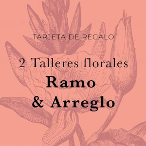 talleres florales Loreto Aycuens